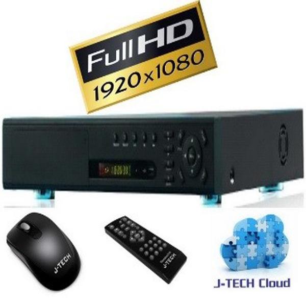 Đầu ghi J-Tech 8 kênh