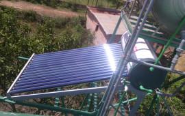 Lắp đặt máy năng lượng mặt trời