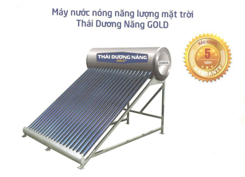Máy nước nóng sơn hà gold