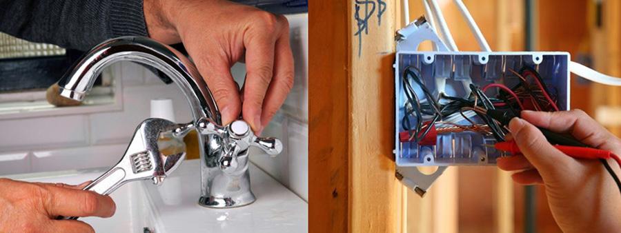 Sửa chữa điện nước tận nơi