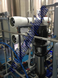 Màng lọc RO dùng trong xử lý nước tinh khiết cấp cho sản xuất khăn lạnh