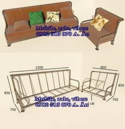 Bàn ống nước sofa