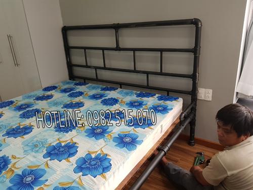 giường ống nước 1
