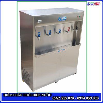 Máy lọc nước uống nóng lạnh trực tiếp 6 vòi cảm ứng
